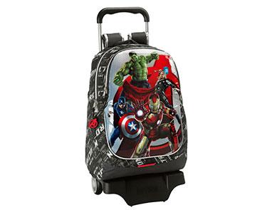 Trolley Avengers